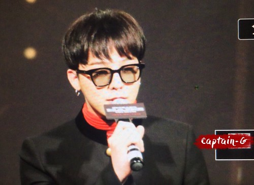 Big Bang - Movie Talk Event - 28jun2016 - Captain G - 03