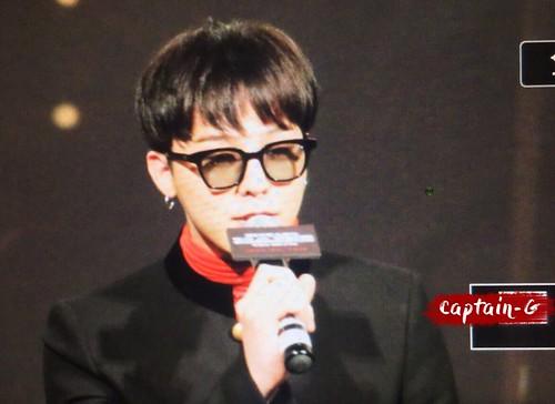 Big Bang - Movie Talk Event - 28jun2016 - Captain G - 03