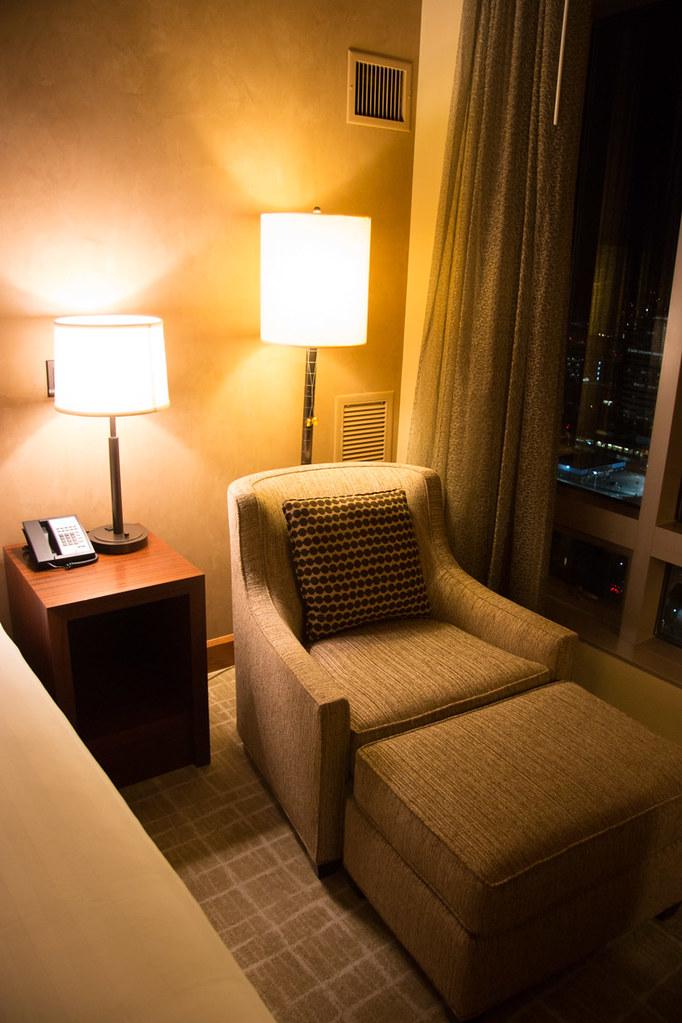 Grand Hyatt Seattle 1 Bedroom King, City View Room