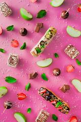 Sweet patterns: popcake