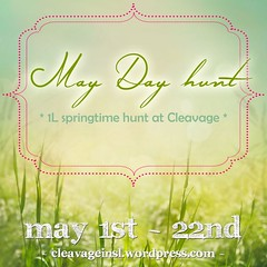 The May Day Hunt at Cleavage HAS BEGUN!