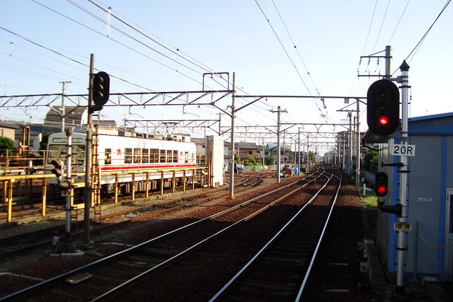 2015/05 叡山電車 修学院駅 #01