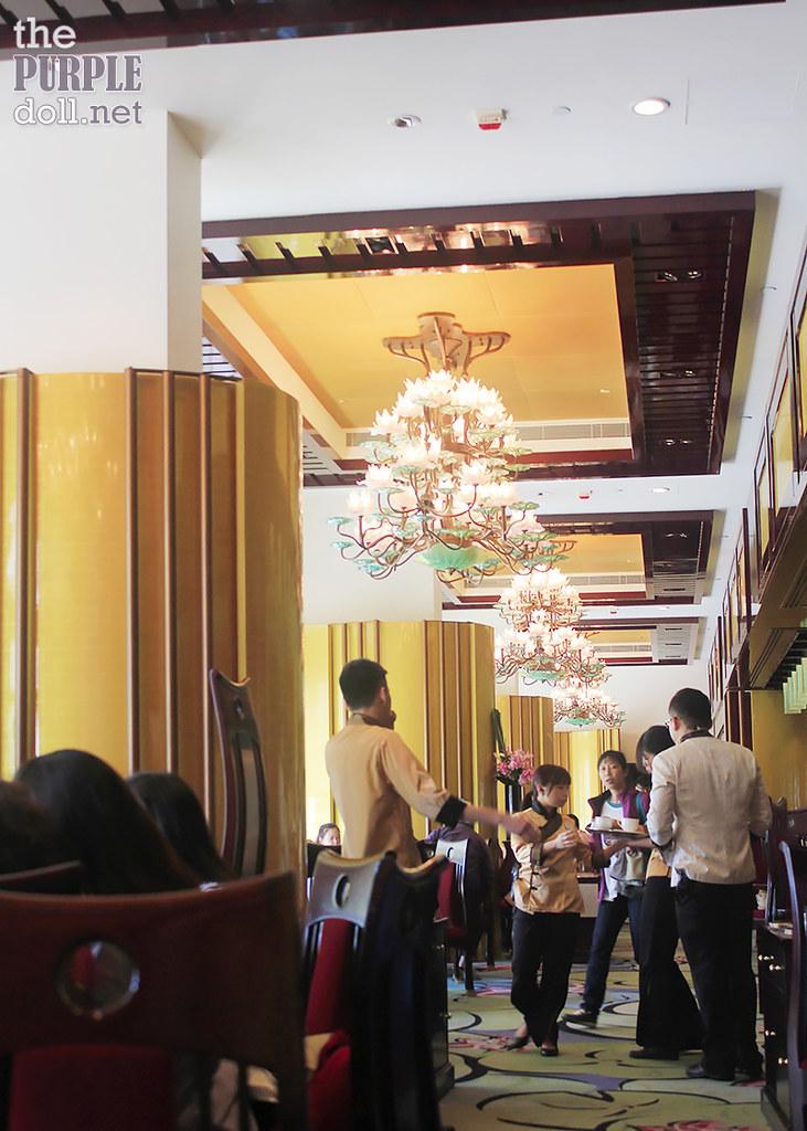 Crystal Jade Lotus Hong Kong