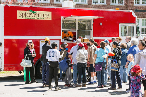 Westford food truck festival, May possibly 2015