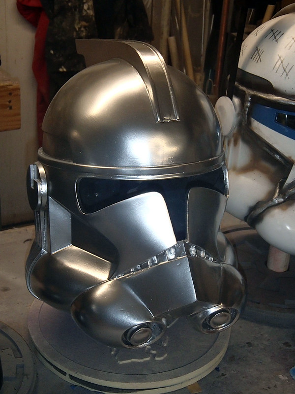 ARC Trooper Chrome Front