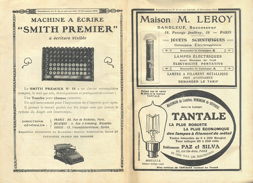 Je Sais Tout, No. 70, 15 Novembro 1910 - 147