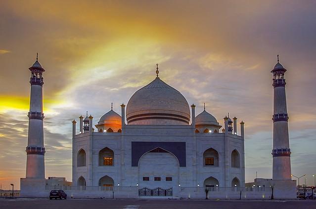 Fatima AzZahra Shrine
