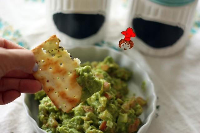 【試讀試做】灣岸餐桌~ 酪梨洋蔥抹醬 1