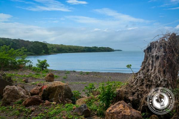Isla Ometepe Secluded Beach