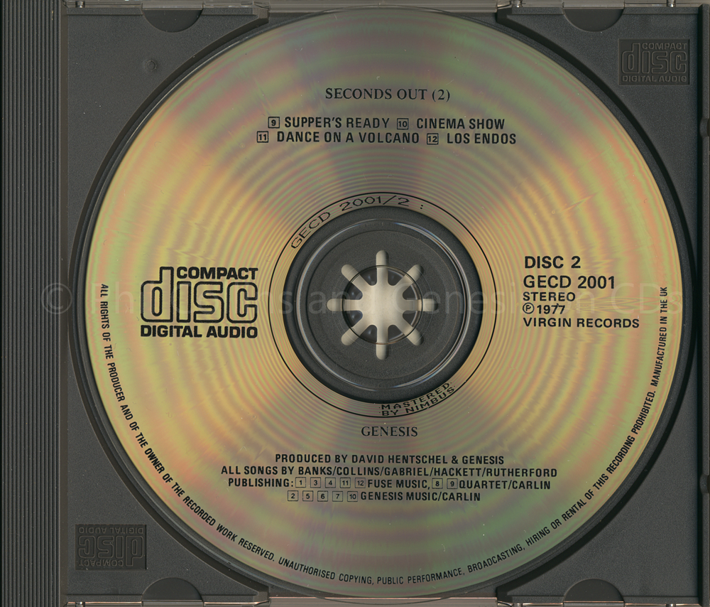 disc two