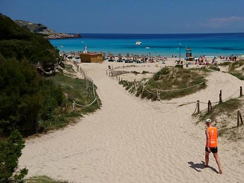 Agulla beach