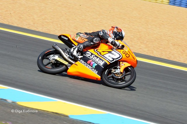 FIM Junior Moto3: Юрченко вернулся в Ле Ман за местом в Топ-5