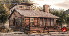 Trompe Loeil - Fisher Point Cottage & Beds for Collabor88 May