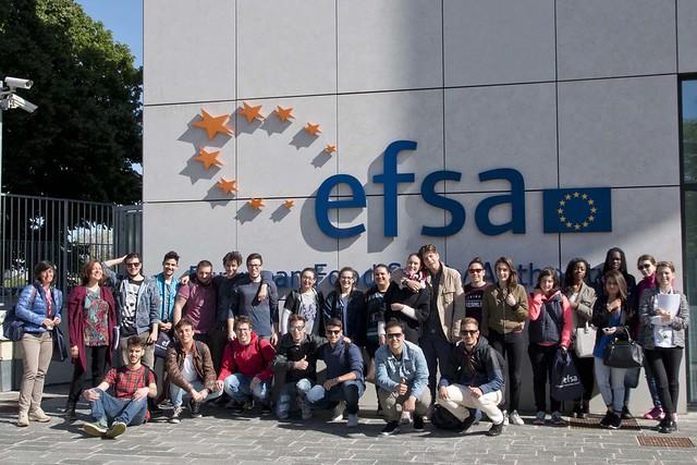 EFSA celebrates Europe Day 2016