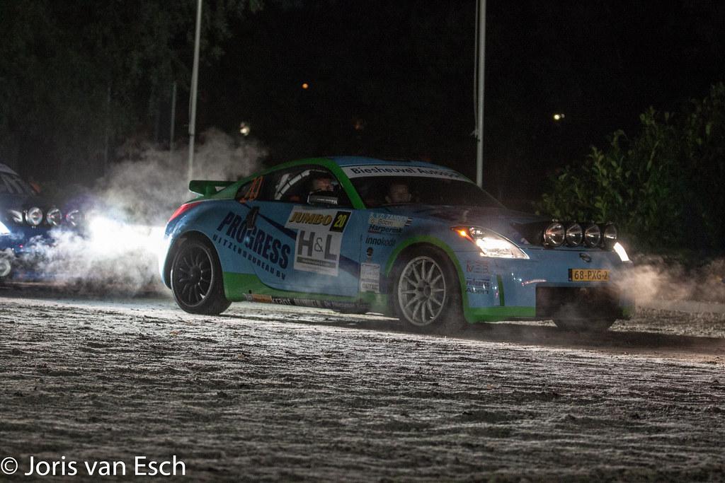 VDZ Racing @ GTC Rally 2016