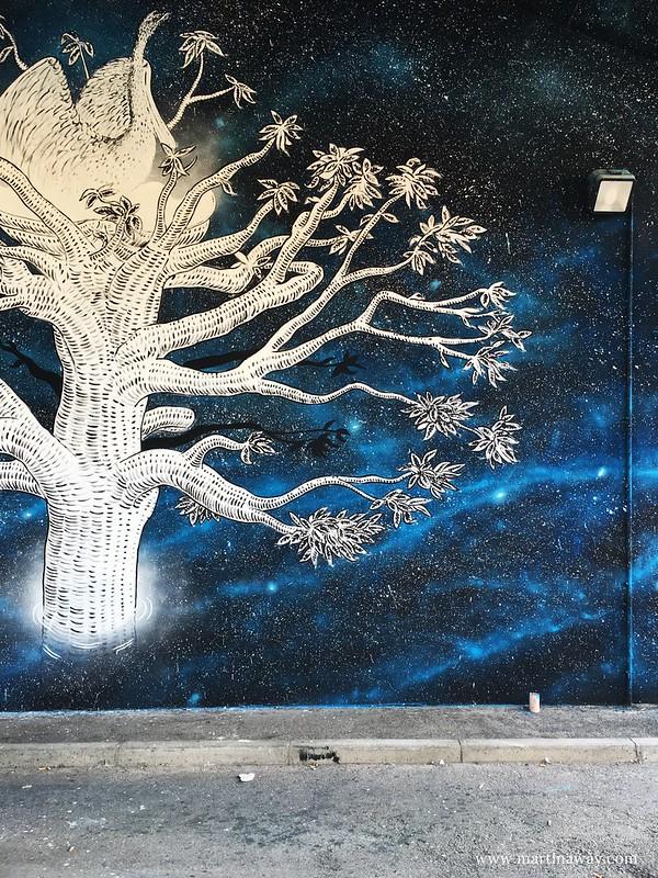 Street art by Daniele Nitti