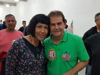 Paulinho da Força apoia Átila 40 para prefeito de Mauá