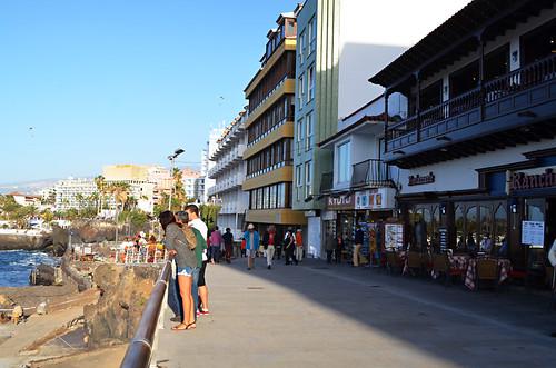 Paseo San Telmo, Puerto de la Cruz, Tenerife