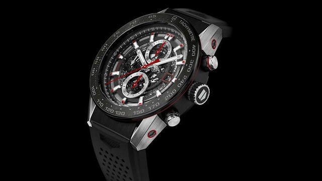 TAG Heuer's luxury smartwatch to cost $1,400, have a 40-hour battery