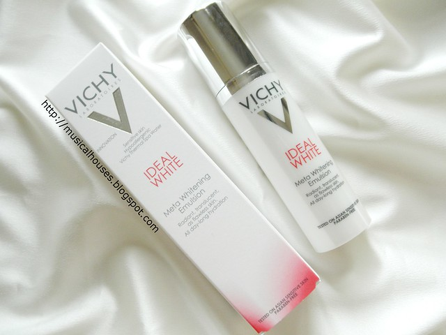 Vichy Ideal White Emulsion