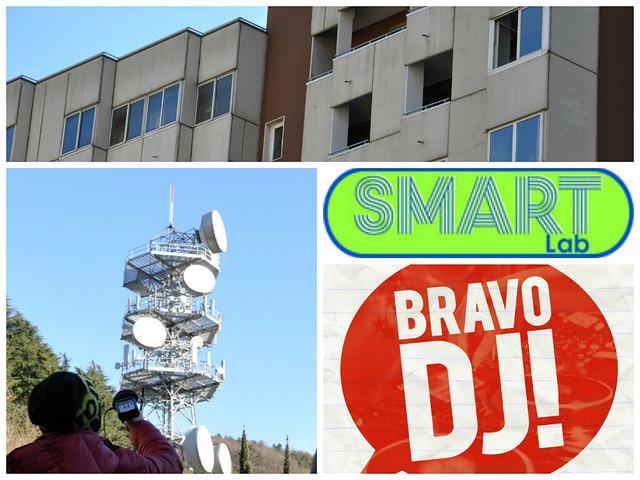 The Sound of Brionx @ SMART LAB