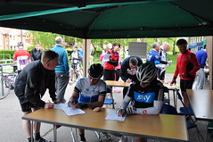 Beccles Cycle for Life 2015