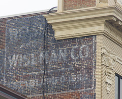 Ghost Sign Danville Kentucky