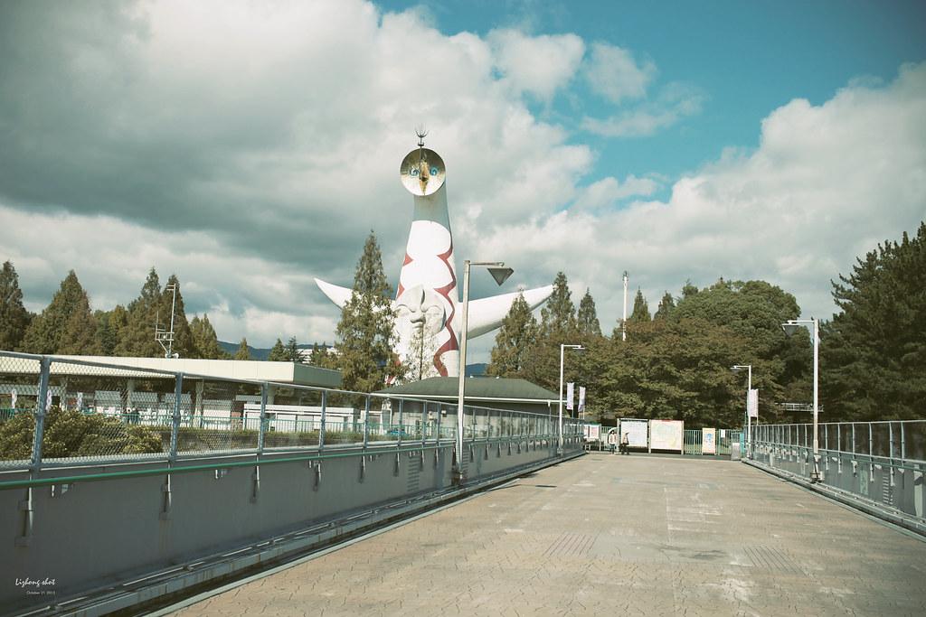 夏秋交替之間的京阪神之旅#大阪篇