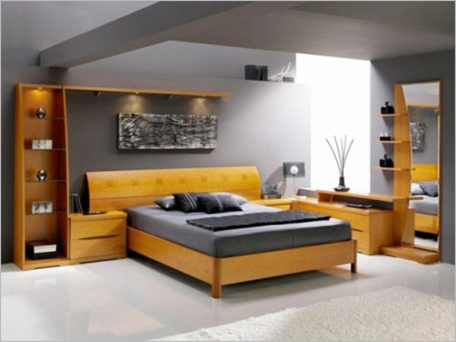Modern Small Bedroom Ideas For Men