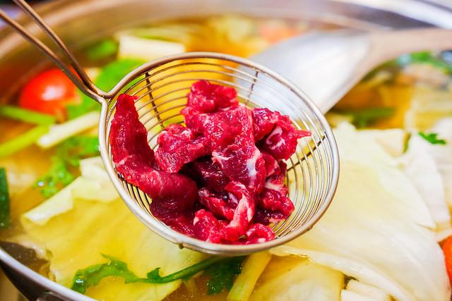 台南 仁德–鮮甜爆表,極品牛肉火鍋–阿裕牛肉涮涮鍋