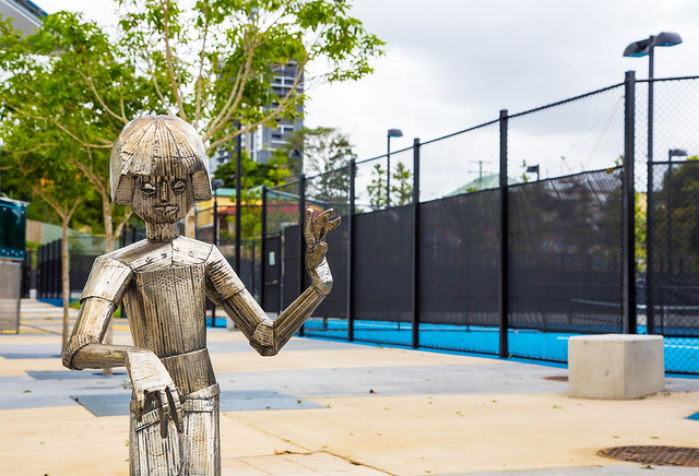 Brisbane's Tennis Trail