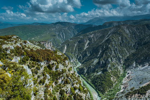mountain mountains landscape outdoor greece gorge mountainside epirus elliniko tzoumerka arachthos tsouka τσούκα