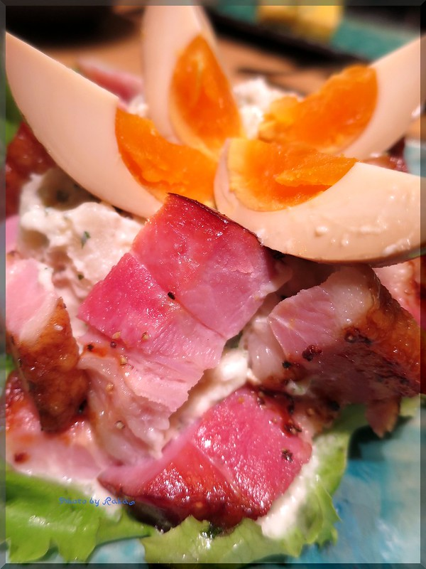 Photo:2015-04-19_T@ka.の食べ飲み歩きメモ(ブログ版)_西京味噌のもつ鍋とポテサラは必食の逸品【大門】はんなり邸_05 By:logtaka