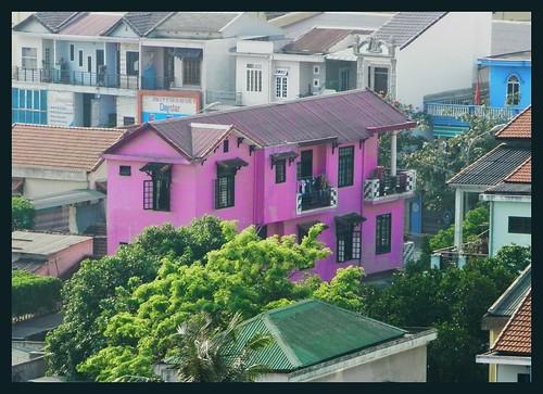 Purple House / Hue Vietnam