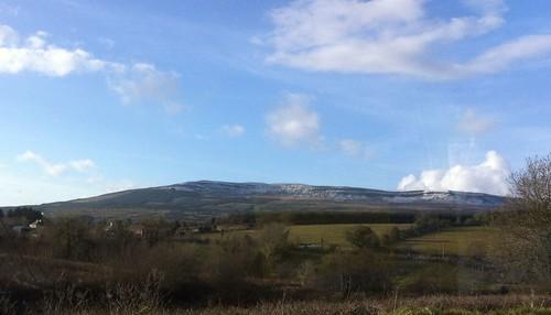 ireland mountain view leitrim