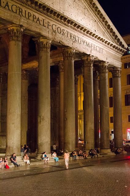 20150517-Rome-Pantheon-at-Night-0058