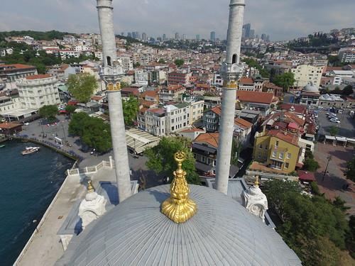 Ortaköy Camii kupolája