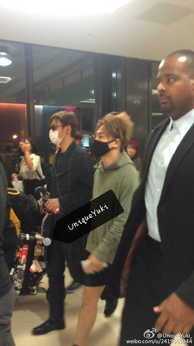 Big Bang - Newark Airport - 08oct2015 - UniqueYuki_ - 05