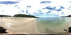 Waimea Bay - a 360 degree Equirectangular VR