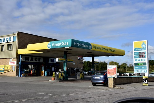 Great Gas Duleek Meath Ireland.