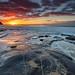Sunrise at South Bar Beach 10 by archie0