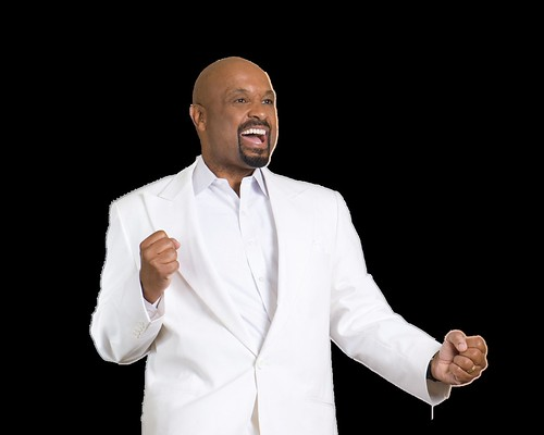 Dr. Willie Jolley White Suit Shot