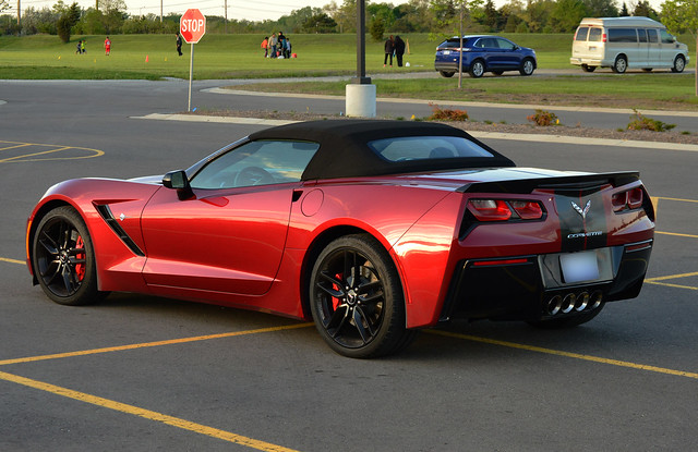Chevrolet Corvette Stingray Convertible (C7)