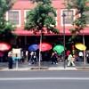 Tarde de paraguas en la.ciudad #mexigers #mextagram #mexicomagico #mexico_maravilloso #ahinomas