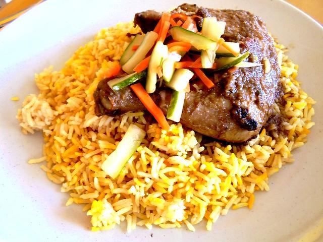 Nasi bryani Pakistan