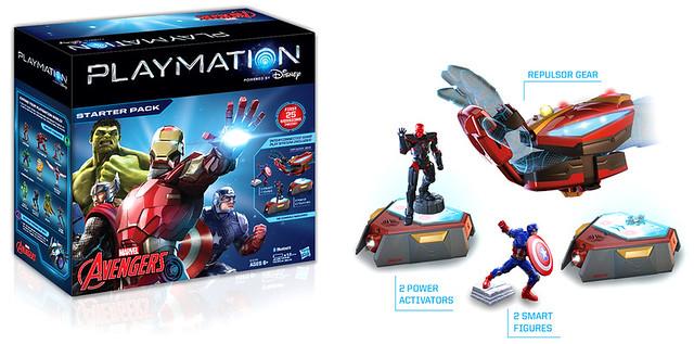角色扮演玩具的全新境界!《Playmation》讓你化身角色與人偶戰鬥!