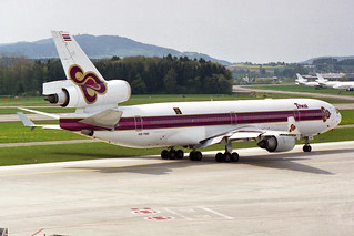 "Thai Airways International McDonnell Douglas MD-11 HS-TMD ""Phra Nakhon"""