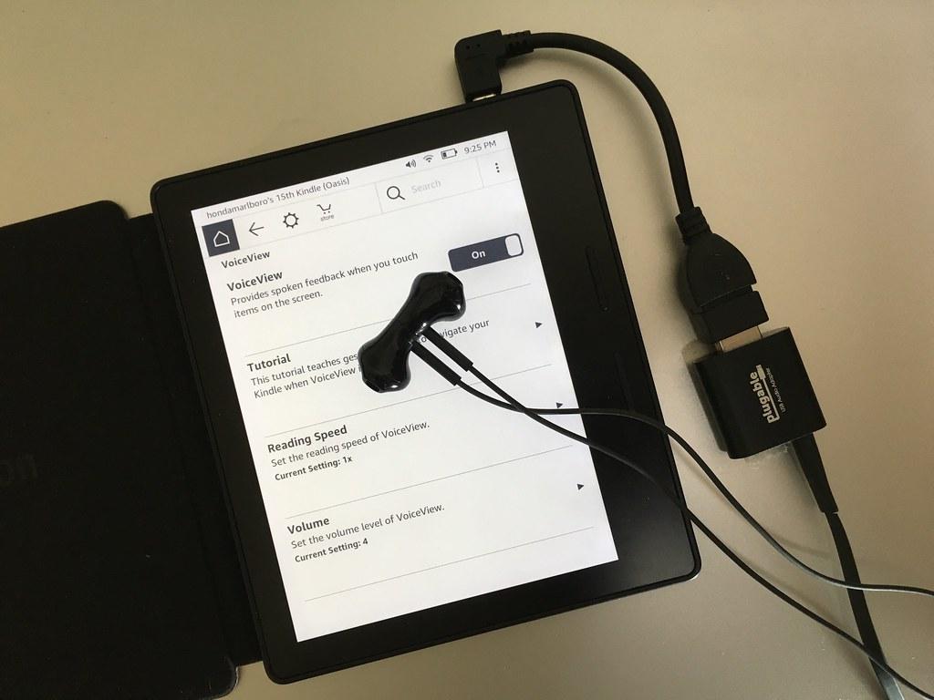 Kindle Audio Adapter 2