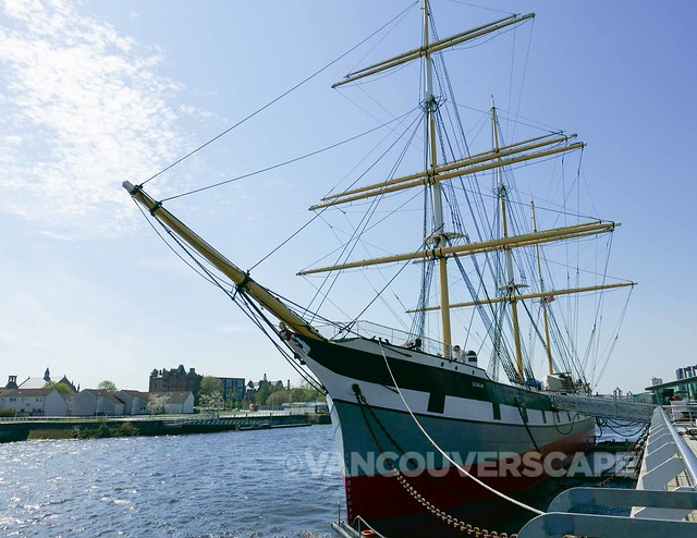 Glasgow May/Tall Ship Glenlee