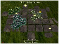 DD Old Broken Pathway_001a